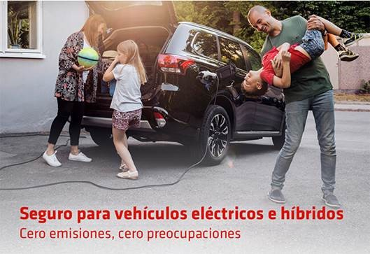 Hervabrok distribuye un seguro para vehículos eléctricos e híbridos.